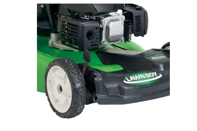New 21 in. Variable Speed All-Wheel Drive Gas Self Propelled Mower