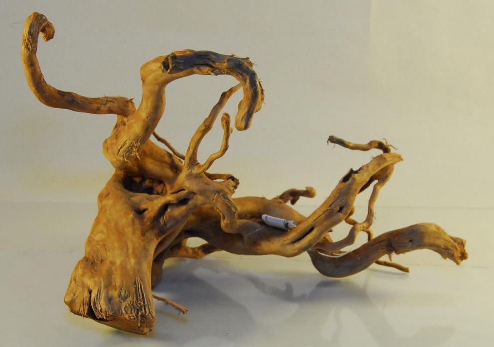 NATURAL SPIDER WOOD DRIFTWOOD #107  15