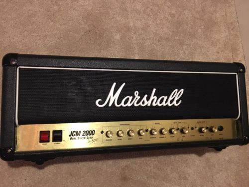 Marshall JCM-2000 100 watt Guitar Amp