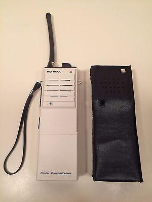 Ranger RCI-5000 handheld marine radio