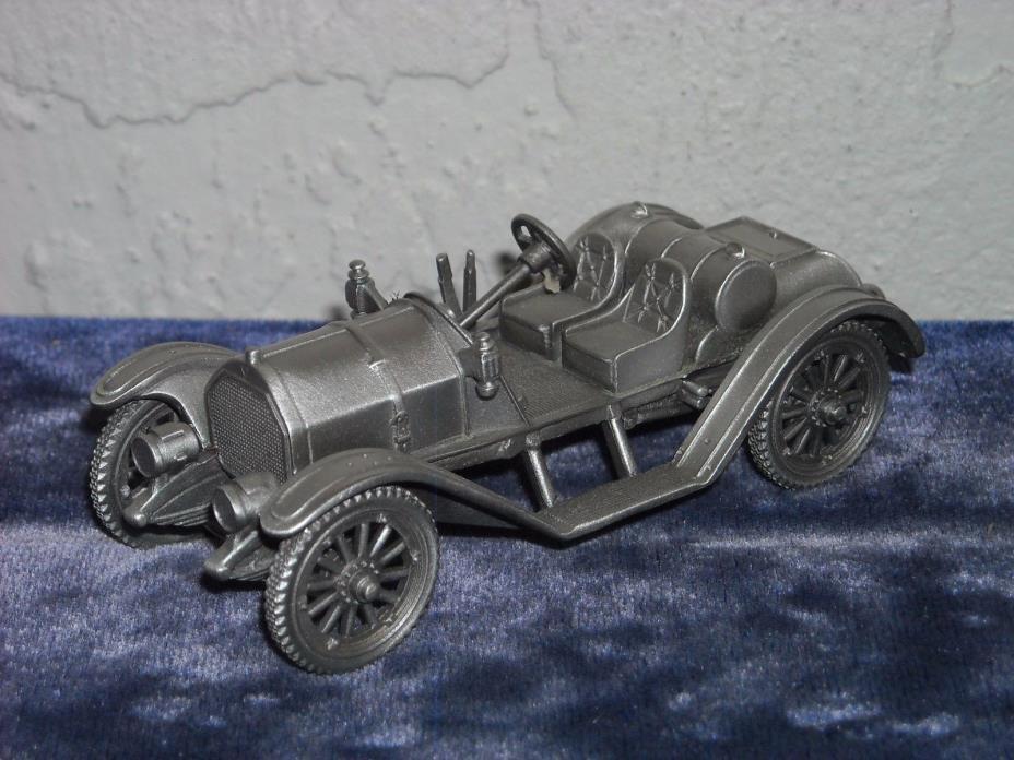 Danbury Mint Pewter 1913 Mercer 35J