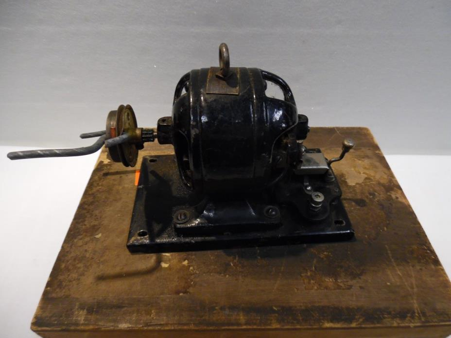 antique electric motor for sale classifieds