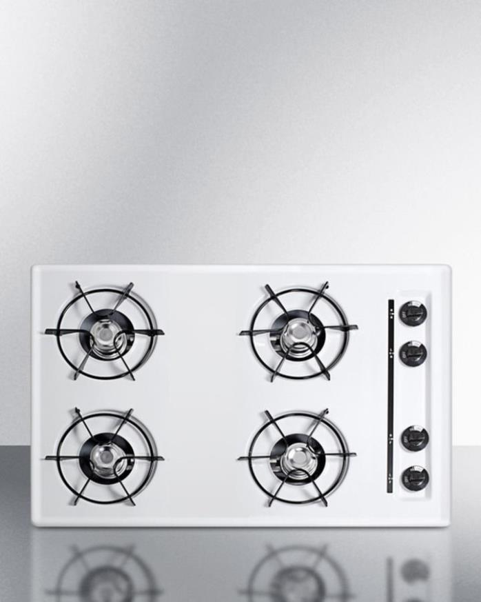 Summit Gas Stove top, WNL053
