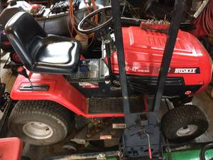 Huskee Deck - For Sale Classifieds