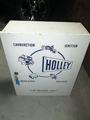 Vintage Holley Carburetor Ignition Regulator Parts Dealer Display Shop Garage