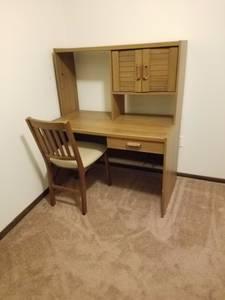 Free Desks/Dresser (2535 N Prospect Ave)