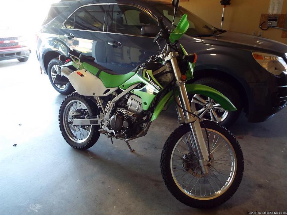 2006 Kawasaki KLX 250