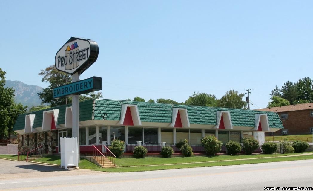 3670 S. Washington Blvd, Ogden - Free Standing Restaurant/Retail