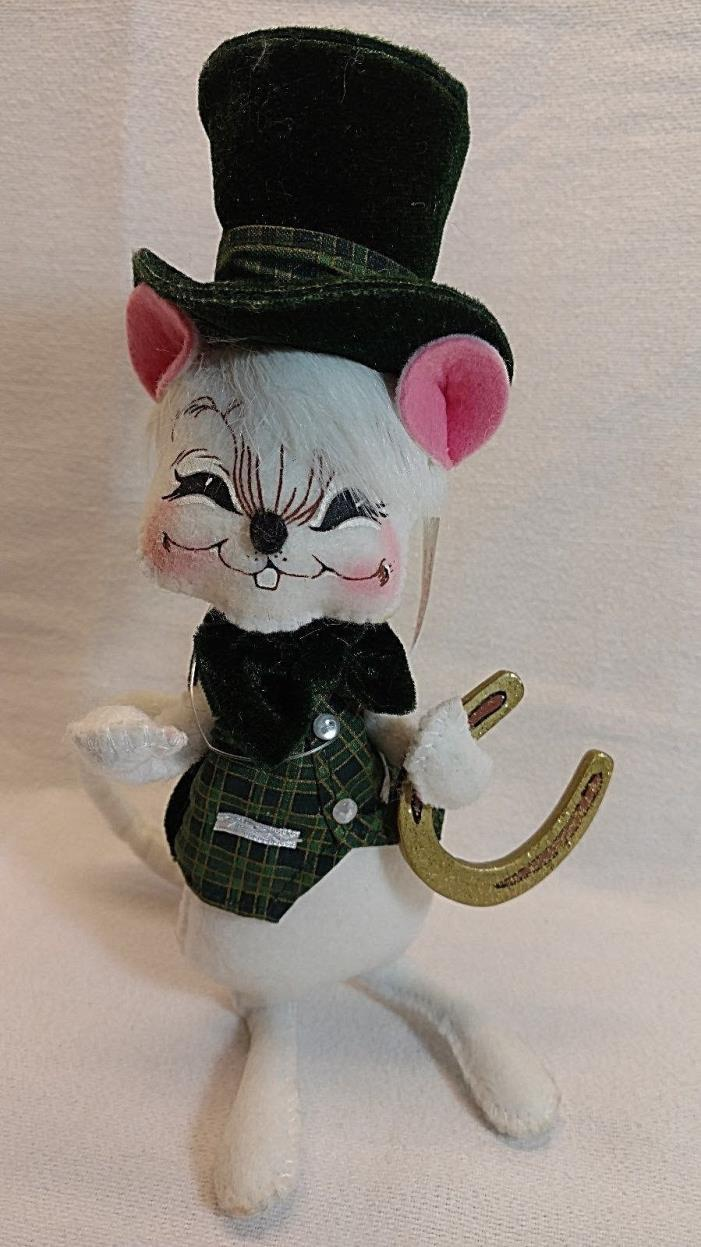 Annalee Dolls - 2005 7-inch Good Luck Mouse