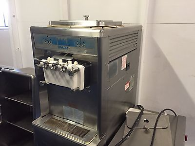 Taylor 336-127 Soft Serve Ice Cream Machine Single Phase Air Cooled
