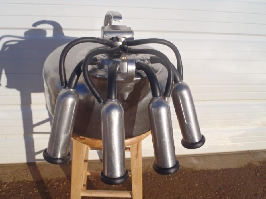 SURGE MILKER FOR MILKING GOATS,COW,REBUILT,READY TO USE,NEW RUBBER,WORKS GOOD