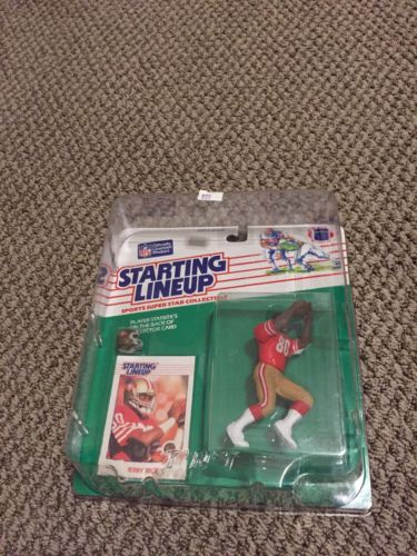 1988 Starting Lineup Jerry Rice