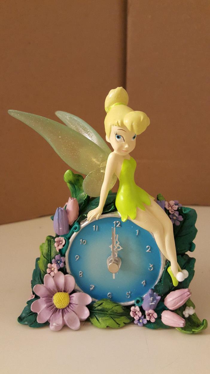 Tinkerbell Clock