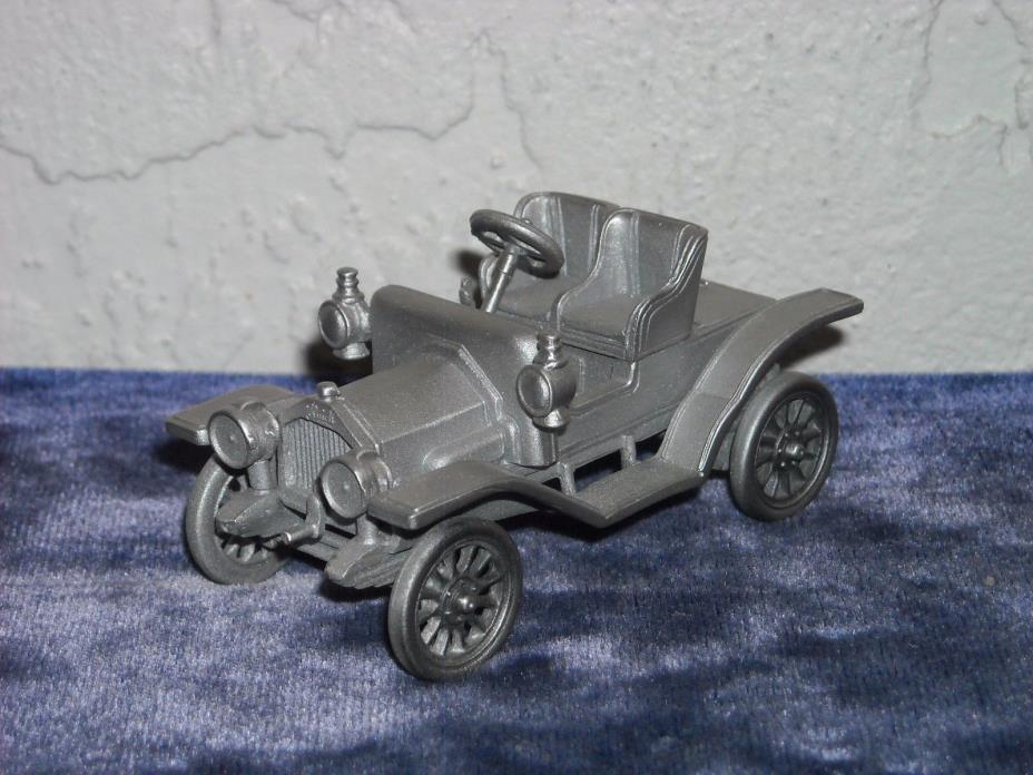 Danbury Mint Pewter 1911 Buick