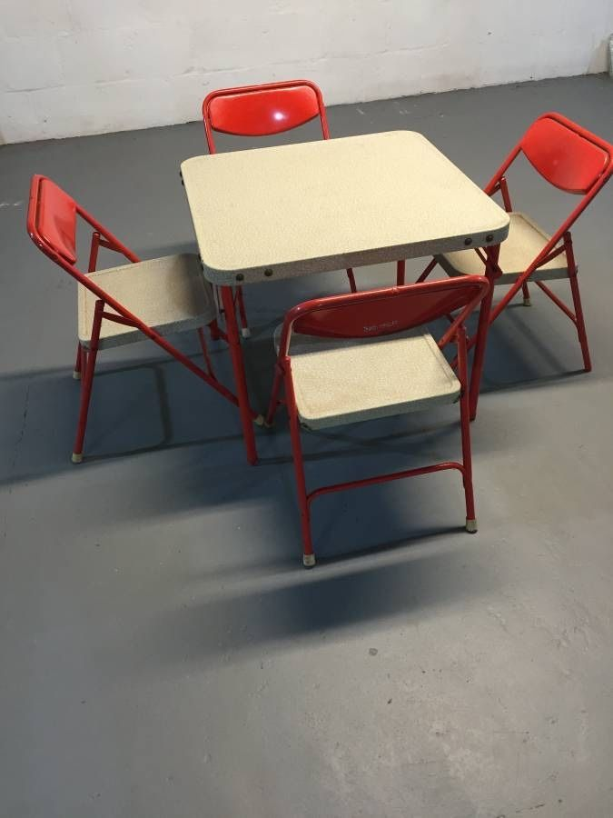 2 Samsonite Padded Folding Chairs For Sale Classifieds