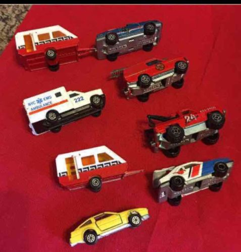 Majorette Carts Trucks And Campers