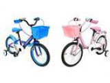 Venzo Children quot Push Kids Bike with Training Wheels