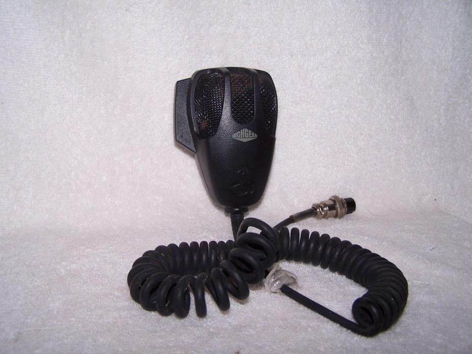Cobra Brand CB Radio Mic High Gear