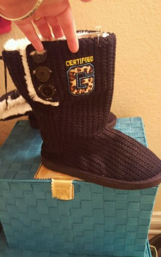 WWE boots Certified G