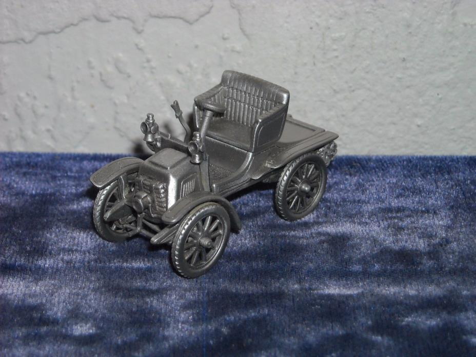 Danbury Mint Pewter 1903 Panhard 7HP
