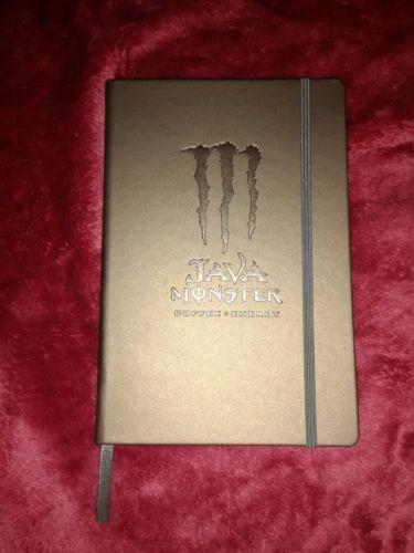 Monster Energy Java Moleskine