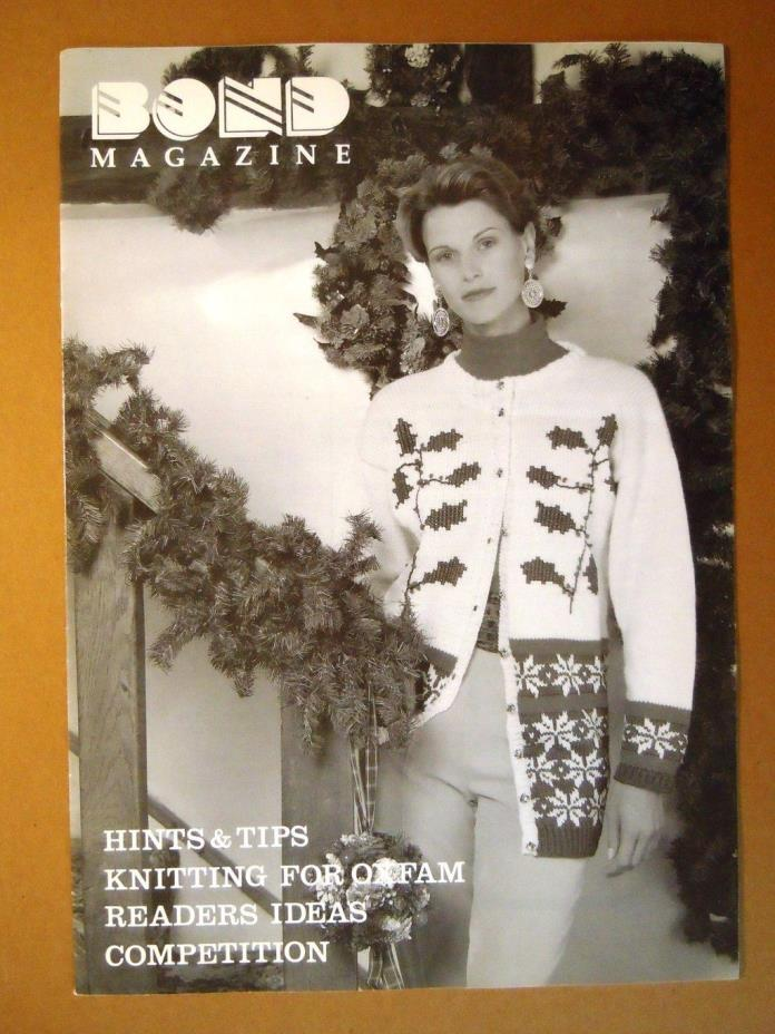 BOND MACHINE KNITTING MAGAZINE ~ Issue #7, 1994