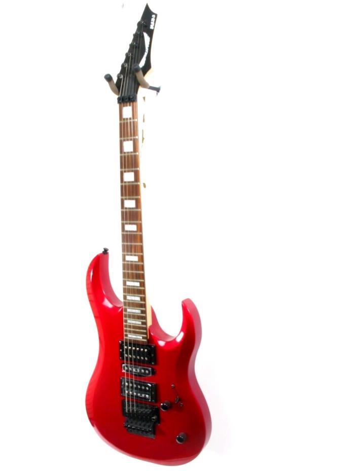 Dean Guitars Michael Batio MAB3 - Metallic Red Electric Guitar