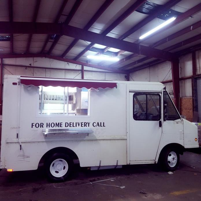 Food Truck For Sale In Manassas Va