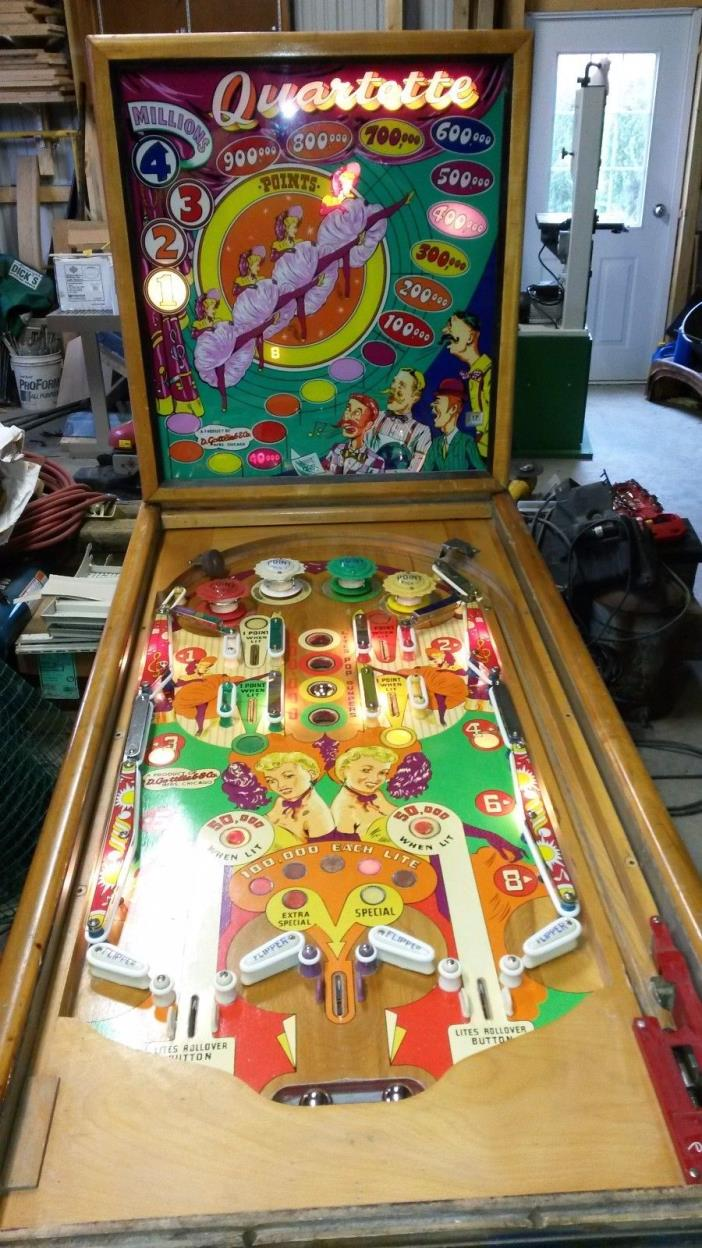 Woodrail Pinball For Sale Classifieds
