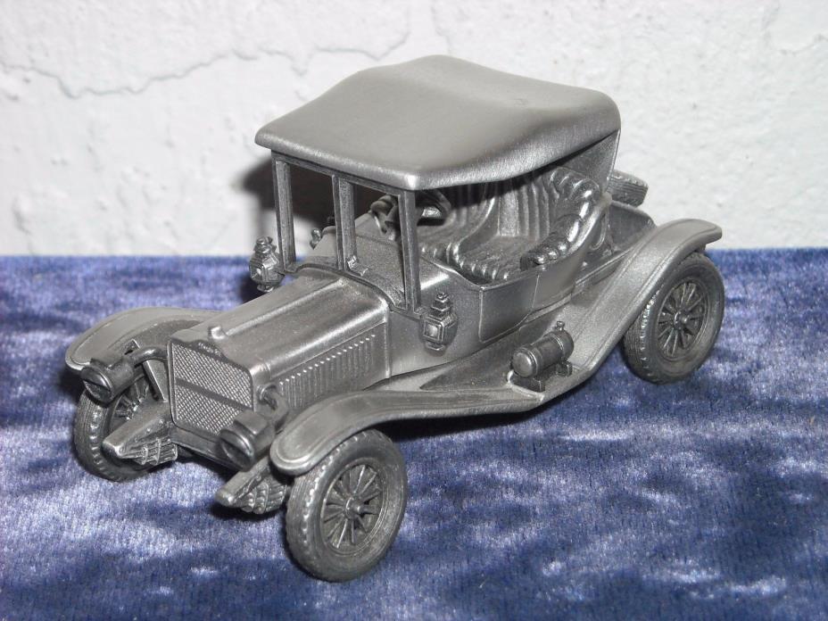 Danbury Mint Pewter 1911 Maxwell Roadster