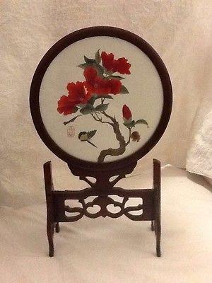 Handmade Silk Chinese Embroidery