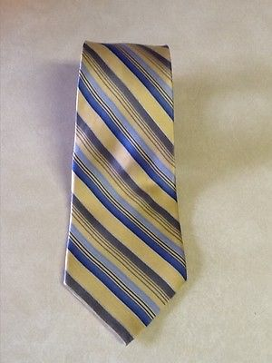 STAFFORD 100% SILK  Neck Tie
