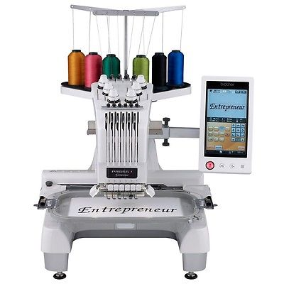 Brother PR-655 Embroidery Machine - Lease for $195.00