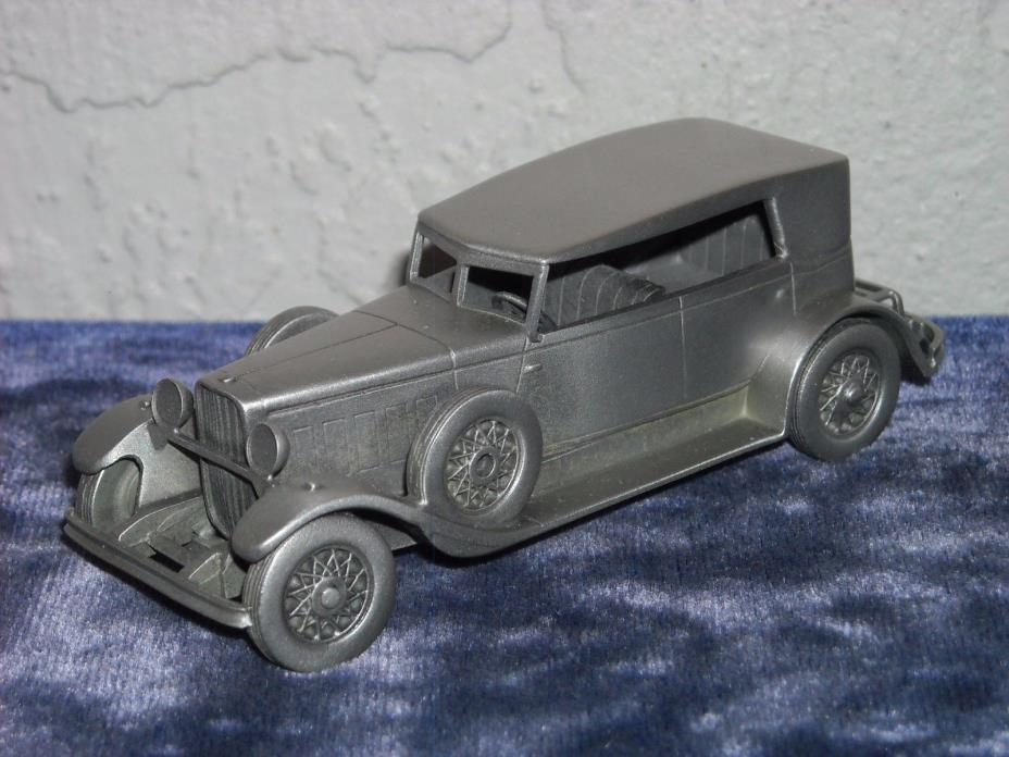 Danbury Mint Pewter 1932 Lincoln KB