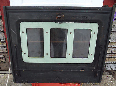 VINTAGE  PERFECTION STOVE TOP STEAMER OVEN  242 G.E. FOR WOOD COOK STOVES