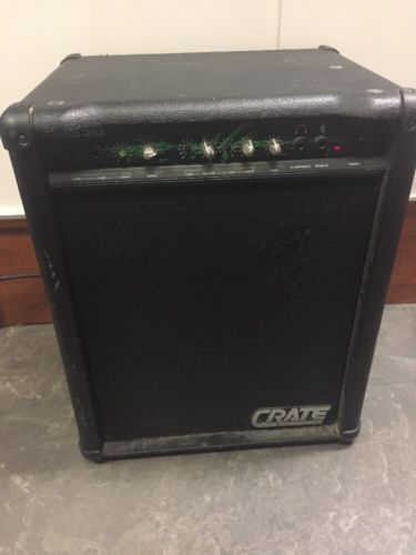 Vintage Crate MXB50 Guitar Amp Bass Amplifier Box Amplifier WORKS