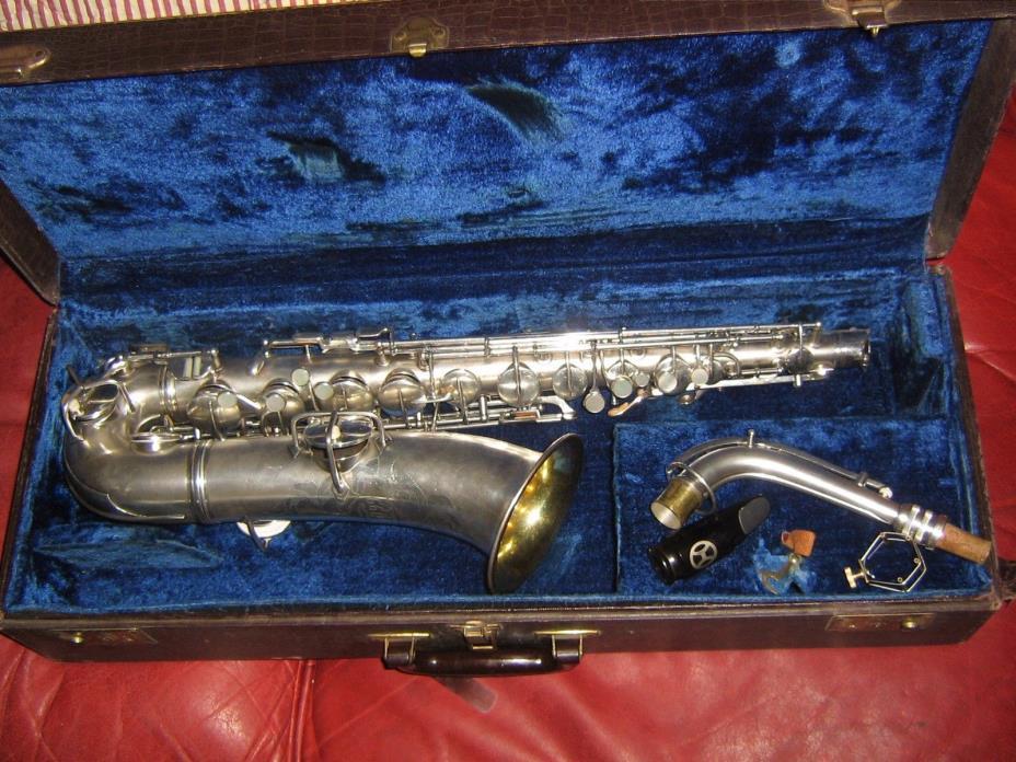 Conn C Melody Saxophone