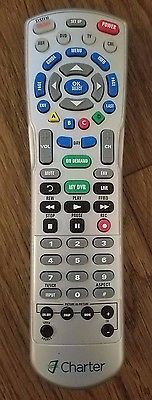 Charter  C4000 OCAP-4 device Remote Control for HDTV DVR Cable BOX NEW