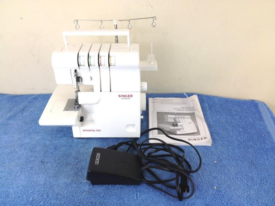 Singer Serger Machine - For Sale Classifieds