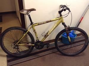 Trek 3700 mountain bike (Akron)