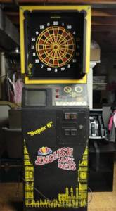 Looking for someone who can fix a arcade-type dart game (West Allis)