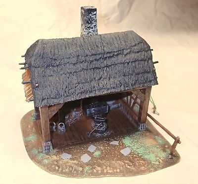 Elastolin Forge (Blacksmith) - #9650 4
