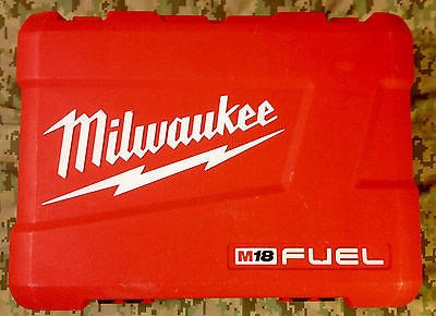 Milwaukee M18 Fuel Case No. 2797-22 2-Tool Combo Kit
