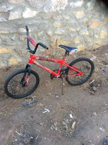 Boys Red Bicycle (Northeast)