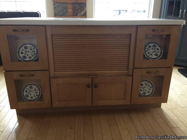 Custom Kitchen Island For Sale Classifieds