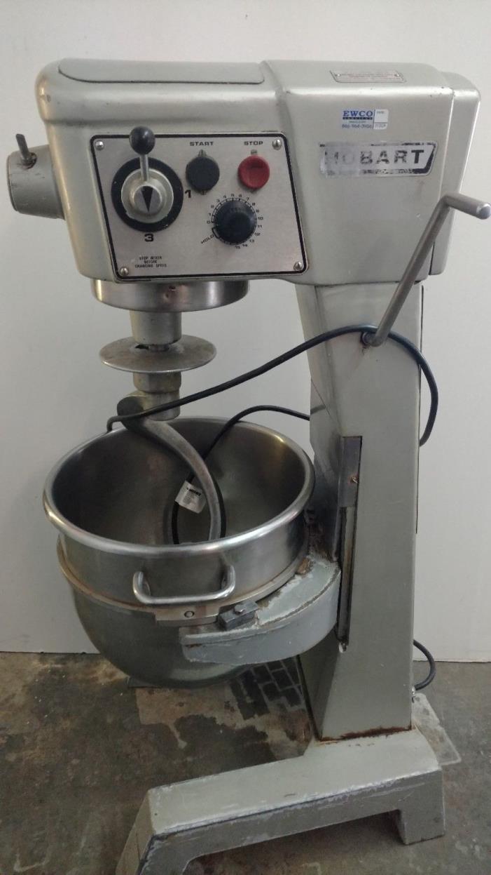 Hobart 30 quart Planetary Mixer
