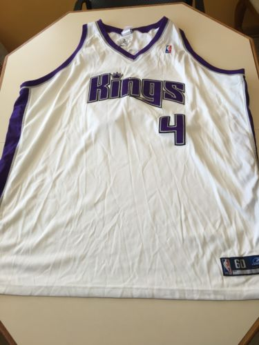 Sacramento Kings Chris Webber NBA Reebok Jersey Size: 60