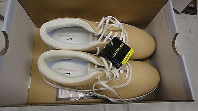 Nike 8.5 M Lunar Duet Sport womens Lunarlon Golf sports shoes