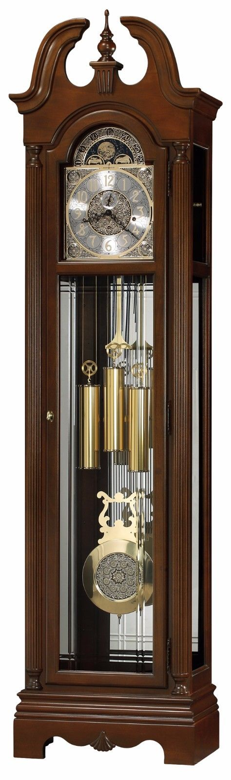 Howard Miller Harland 89th Anniversary Grandfather Floor Clock 611-242