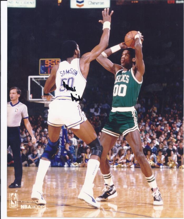 Robert Parish Signed 8X10 Autograph Photo Boston Celtics